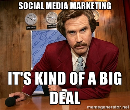 social media marketing social media marketing is changing in 2016 this is what you need,Social Media Marketing Meme